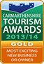 carmarthenshire tourism awards