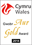 carmarthenshire gold award
